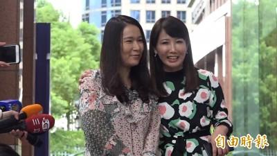 破除傳言!劉宥彤、蔡沁瑜合體:沒時間宮廷內鬥