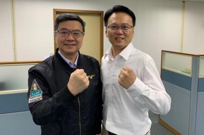民進黨徵召莊競程挑戰沈智慧 劉國隆:不排除參選