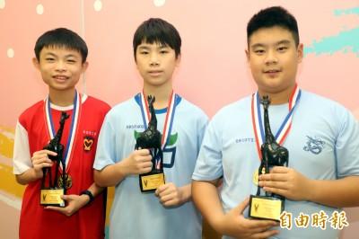 南非國際數學競賽 台灣隊拿下3金、2冠獲表揚