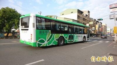 節能減碳 台南公車將逐步汰換電動公車