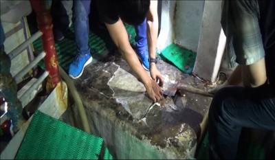海巡台東搗2漁船運毒近1.6噸 密艙疑多次犯案