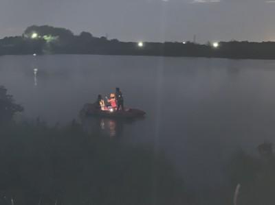 無視水池禁入告示 台南2男疑捕魚溺斃
