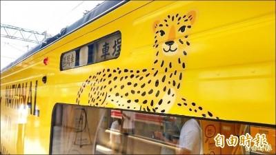 石虎彩繪列車俄羅斯設計師將來台 觀光局將帶她環島看這些景點…