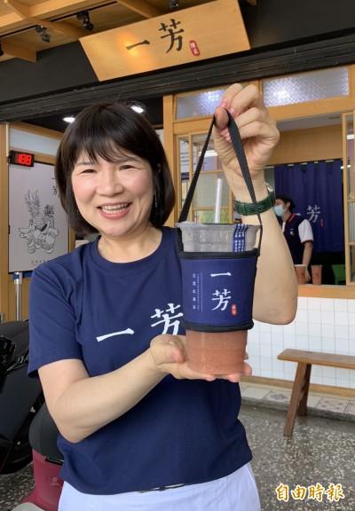 一芳推行銷活動拉抬業績 消費者呼籲「要想你的根在台灣」