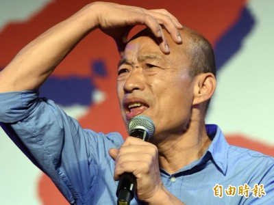 民調崩壞根源曝光! 黃創夏:韓國瑜這態度出問題