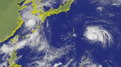 中秋連假前低壓蠢動!一張圖看懂9月中「颱風活躍期」