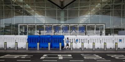 反送中》香港網友再號召堵機場! 港警風聲鶴唳