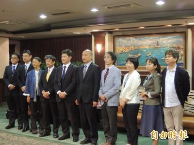 韓國瑜惹毛日本學者 傳一通「未接電話」成惹禍關鍵!