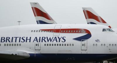 近40年首次! 英國航空逾4千機師9日、10日罷工