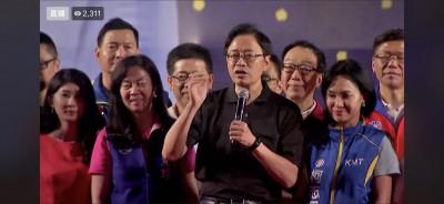 韓國瑜造勢》張善政對韓粉重申:不是他想選