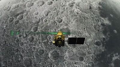 找到了! 印度失聯月球登陸器落在月球表面、狀況不明