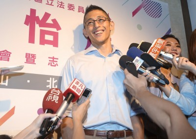 學霸刺客引爆立委戰火 台北市吳怡農組「農友會」打陸戰