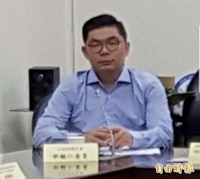索國外長來訪 許毓仁憂:說明為何跟中共建交?