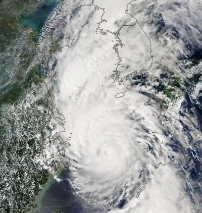金正恩痛罵官員不懂防颱 北韓風災5死3傷、數百屋損