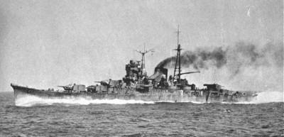 史上最後一次戰艦對決遭擊沉 日航巡「最上號」找到了
