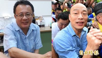 賴坤成反嗆韓國瑜 徐世榮笑了:希望韓能勇敢一點...