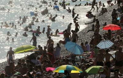慘!法國夏季熱浪 1500人死亡