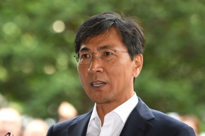 韓國總統接班人性侵女秘書 三審定讞需坐牢3年6個月