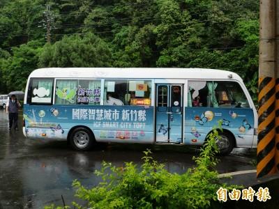 因應秋節 竹縣公車快捷6號12日~15日「省一段」