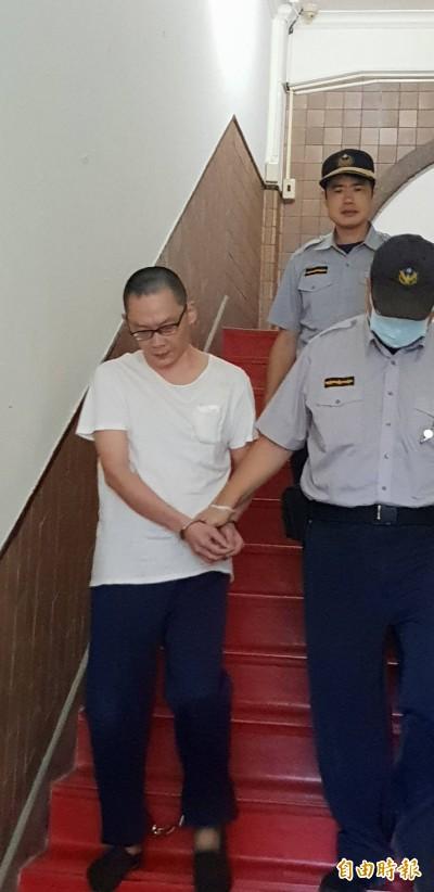 王景玉狠心割喉女童「小燈泡」 高院今開庭裁定延押