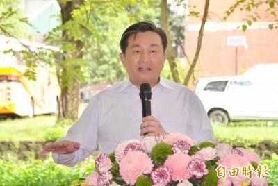 傳喜樂島推彭文正參選台南立委 人在美國的王定宇回應了...