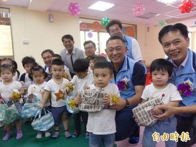 金門首家公辦民營托嬰中心揭牌 符合條件幼兒月補助3千