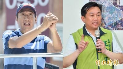 真是巧合?郭台銘參選前發生這些事 王定宇:台灣人該警醒