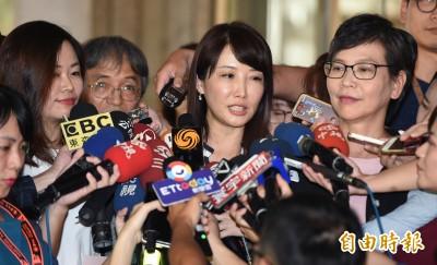 郭柯王3陣營赴中選會 蔡沁瑜:一切都還在籌備當中