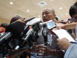 縣市長施政滿意度 韓國瑜墊底