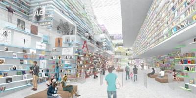 新竹市圖書館新總館由台日團隊出線 強調風與光的流動!