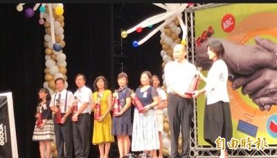 獲頒優良教師拒韓國瑜握手 幼兒園長:打從心裡就不喜歡他