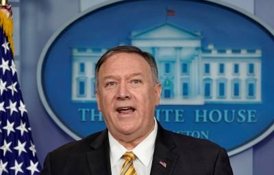 親台派波頓遭開除 美國務卿坦承:雙方多次意見不合