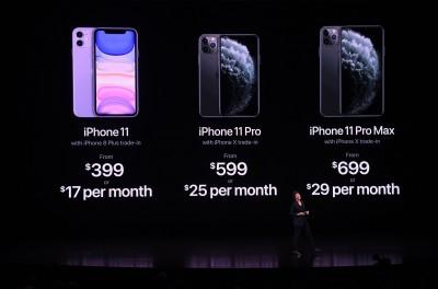 台灣最貴!新iPhone台港日售價比一比 最高差5500元