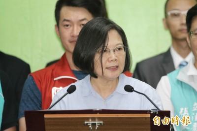 營救李孟居 蔡英文:盡一切力量提供必要協助