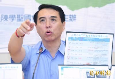 郭台銘退黨》藍委:想保送民進黨就請便