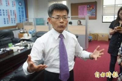 楊秋興隔海砲轟國民黨:推出小丑怎對得起國家?