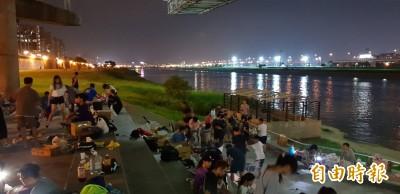 台北市這18個戶外場地 中秋連假開放烤肉!