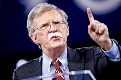 開除國安顧問波頓 川普:有5人選可以繼任