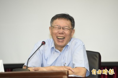 郭台銘退黨新聞聲量稱王 柯文哲聲量慘遭邊緣化