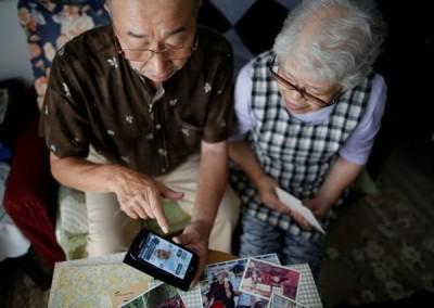 日本百歲老人首度突破7萬人 平成30年間增22倍