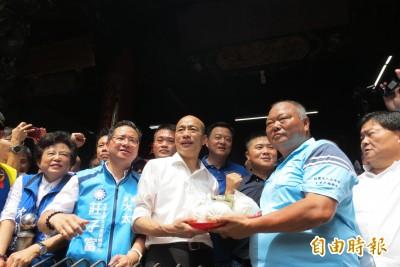 國民黨初選還沒結束?韓國瑜反擊