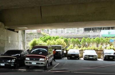 整頓車霸 深坑喜樂橋下停車場下週一起收費