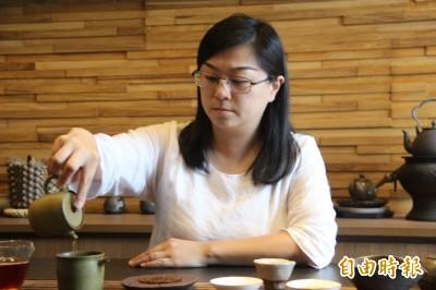 青農莊惠汶留學攻讀行銷 致力台灣茶葉文藝復興