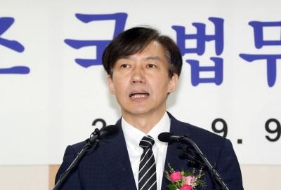 韓國檢方硬起來!醜聞法務部長親戚遭逮捕訊問