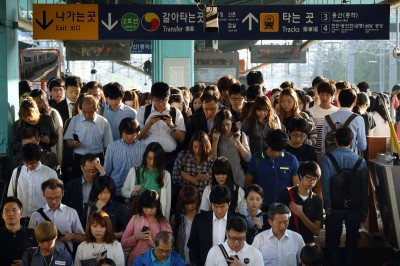 到韓國旅行注意!首爾地鐵這些地方最多性犯罪