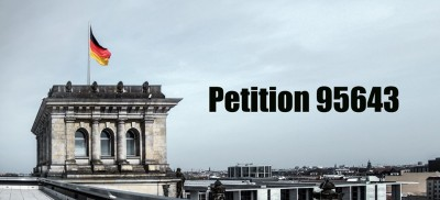 德國連署請願與台灣建交:中共無法代表自由民主的台灣