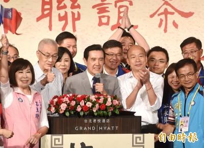馬英九籲台商票投國民黨 批執政黨傷害經濟、外交