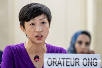 受邀至聯合國演說 港議員:為何中國仍能安坐人權理事會?