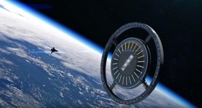 看準太空旅行風潮 美公司擬打造「太空飯店」