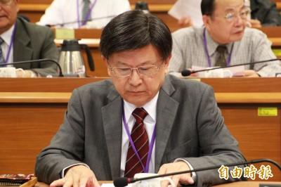 公懲會委員長石木欽請辭獲准 由姜仁脩代理